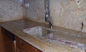 Csv granit cuisines changer pour un plan de travail en granit marbre ou pierre naturelle for Plan de travail en pierre naturelle
